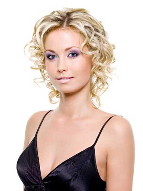 Curly Hairstyles for Fine Hair