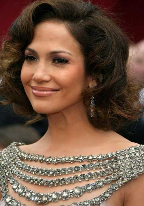 Jennifer Lopez Short Hair Idea Over 40