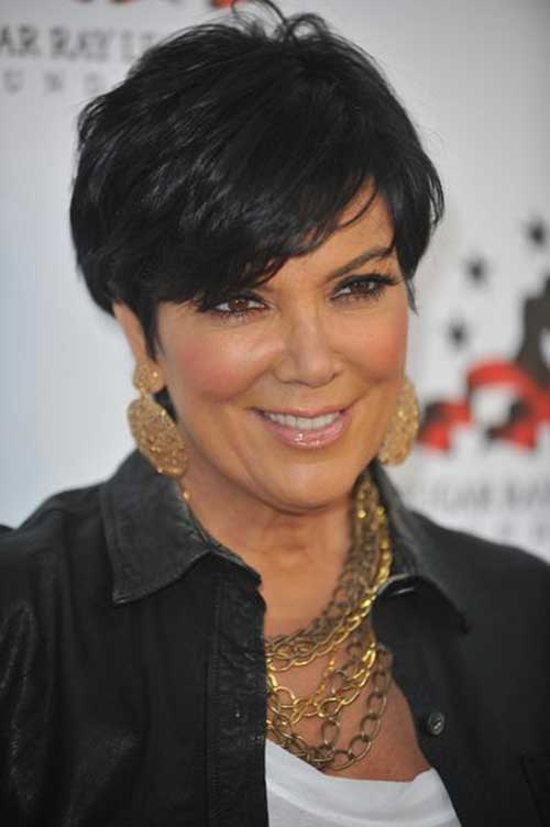 Short Hair For Women Over 60 Short Hairstyles