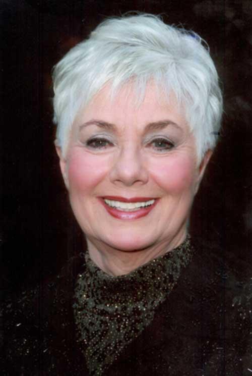 Linda Ronstadt Short Hair for Women Over 60