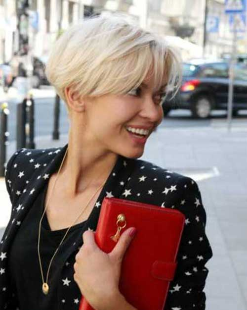 Pixie Bob Hair Cut