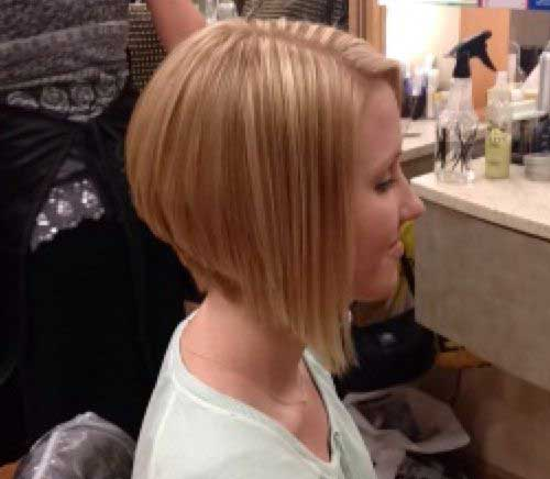 Strawberry Blonde Short Hair for Girls