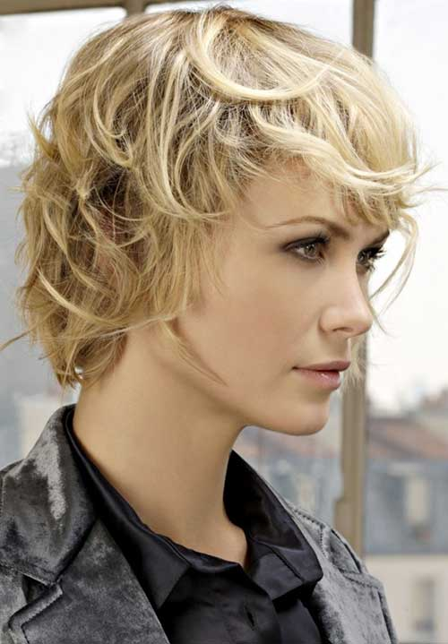 Short Shaggy Hair for Women 2015