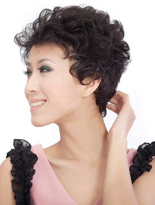 Short Natural Black Hairstyles