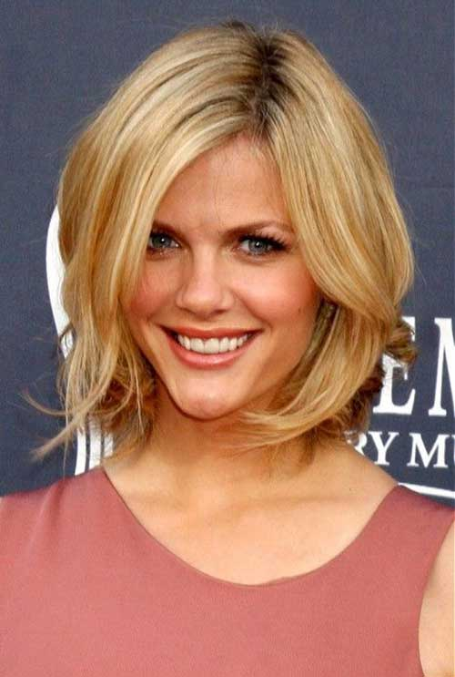 Best Women Short Hair Idea for Over 40