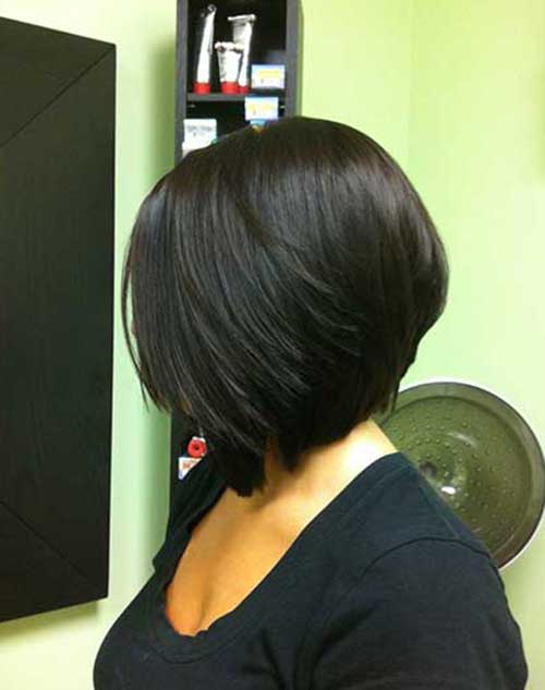 Short Layered Haircuts-17