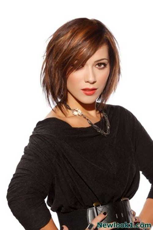 Short Layered Haircuts-19