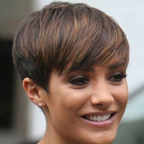 Highlights for Short Hair-21