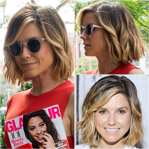 Highlights for Short Hair-22