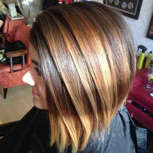 Highlights for Short Hair-24