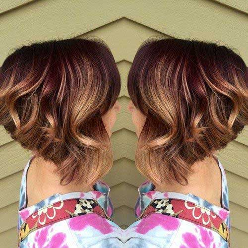 Highlights for Short Hair-25