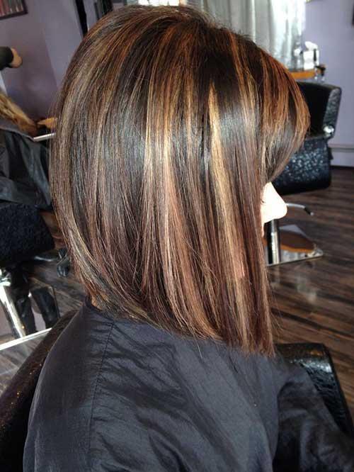 Highlights for Short Hair-6
