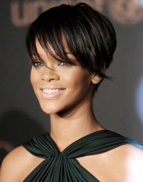 Rihanna Pixie Cut-6