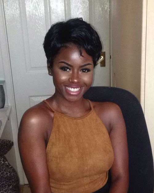 Black Girl Short Hairstyles-7