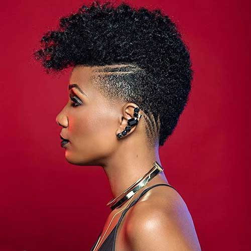 Black Girl Short Hairstyles-9