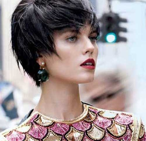 Short Hairstyle 2016 Trend