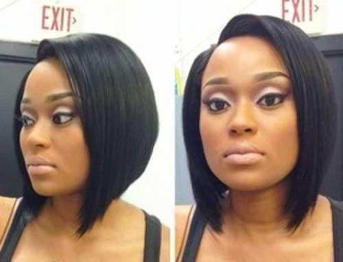 Short Haircuts for Black Women-10
