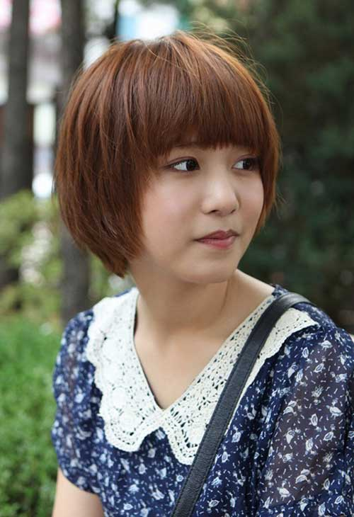 Asian Short Haircut-11