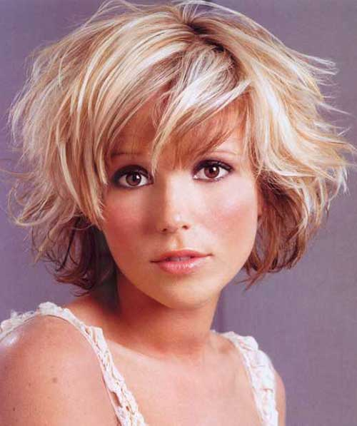 Short Hairstyles for Thick Hair-11