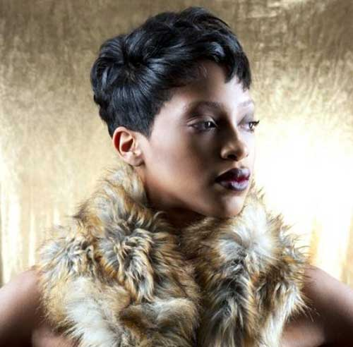 Pixie Cut for Black Women-12