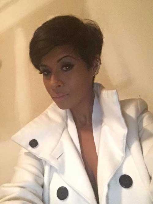 Short Haircuts for Black Women-12