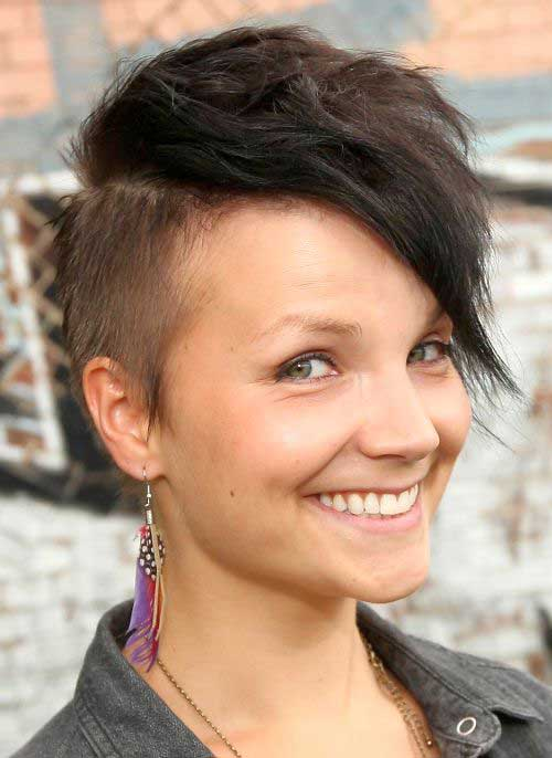 Stylish Short Haircuts-12