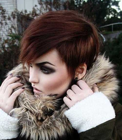 Stylish Short Haircuts-13