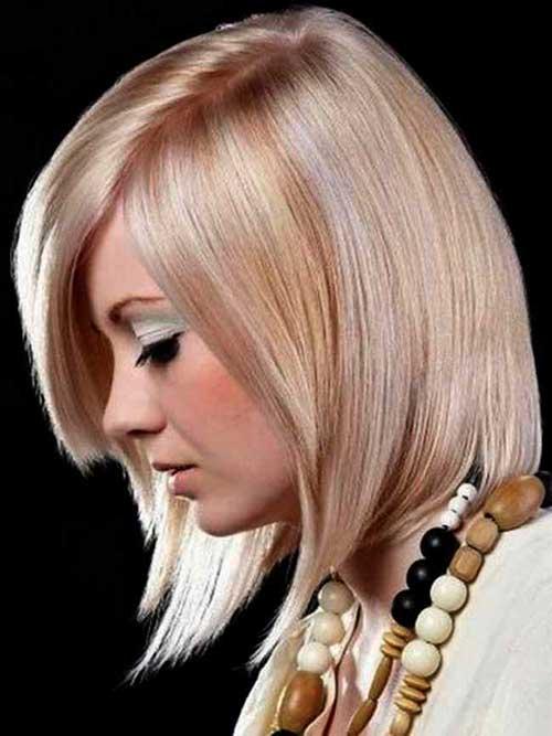 Medium Short Haircuts-14