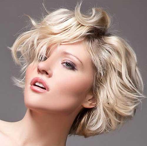 Short Wavy Hair Pics-15
