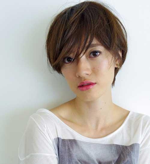 Asian Short Haircut-16