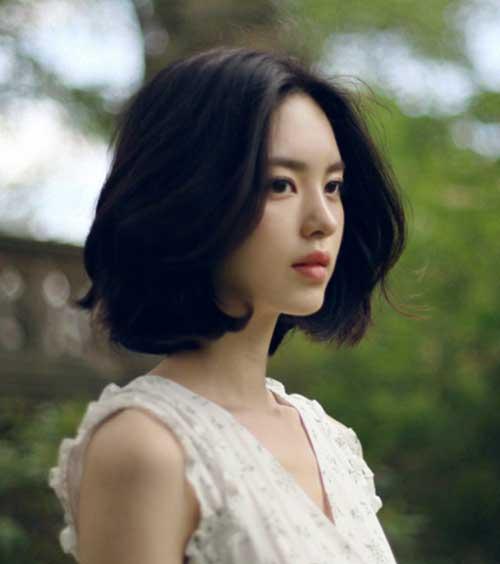 Asian Short Haircut-20