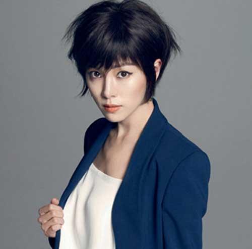Asian Short Haircut-6