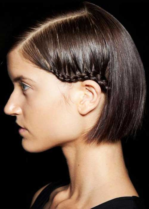 Cute Hairstyles for Short Hair-6