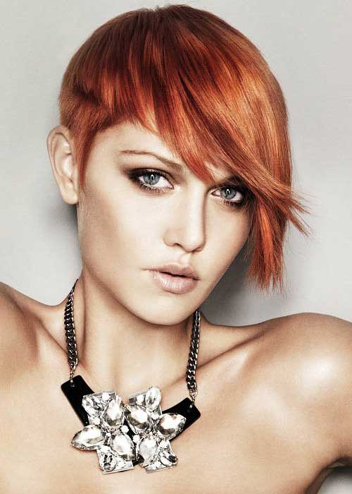 Trendy Short Hairstyles-7