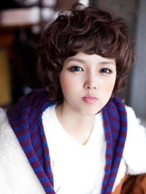 Short Wavy Hair Pics-7