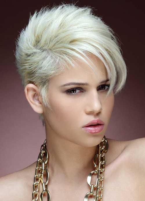 Cute Hairstyles for Short Hair-9