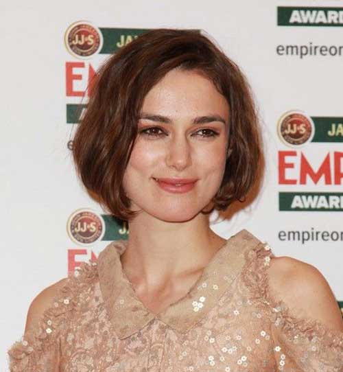 Keira Knightley Bob Hair