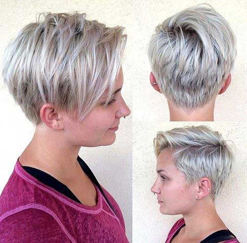 Pixie Hairstyles