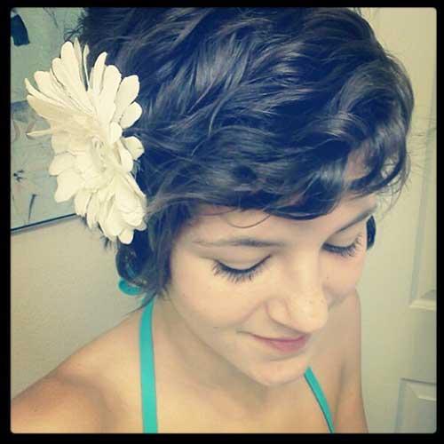 15 Wavy Short Hairstyles Short Wavy Hairstyles