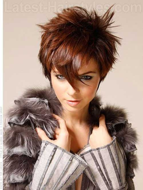 Stylish Haircuts for Short Hair
