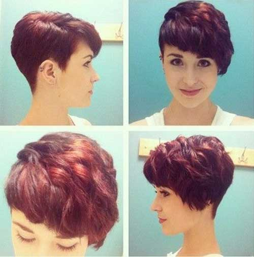Stylish Short Hair