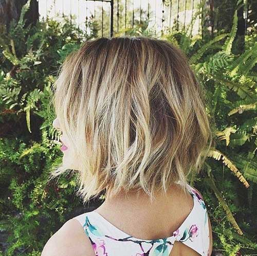 Textured Hairstyles for Short Hair