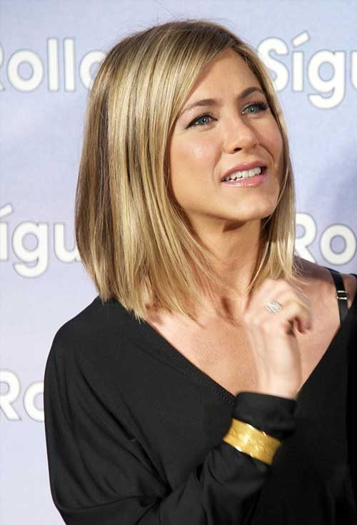 Jennifer Aniston Long Bob-14