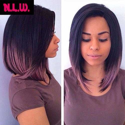 Bob Hairstyles for Black Women-14