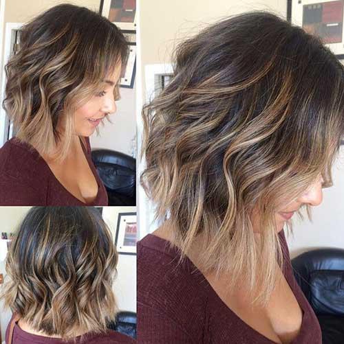 Short Wavy Haircuts-16