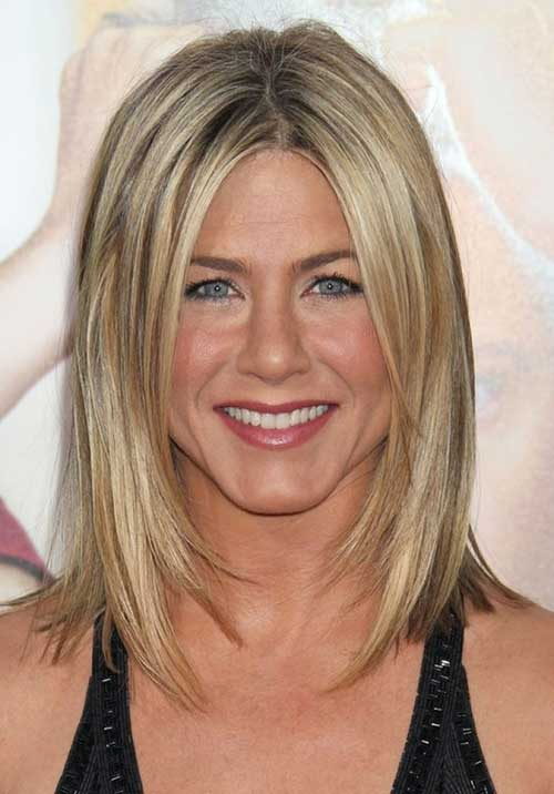 Jennifer Aniston Long Bob-7