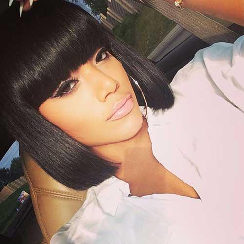 Short Hairstyles for Black Girls-7