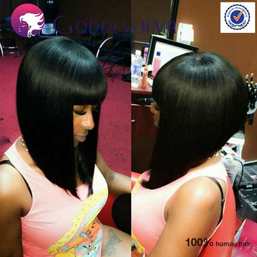 Bob Hairstyles for Black Women-9