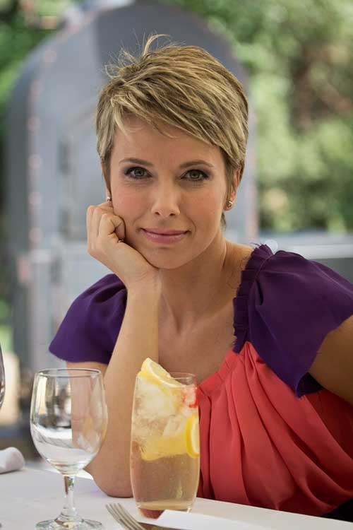 Layered Pixie Short Hair Cuts Ideas