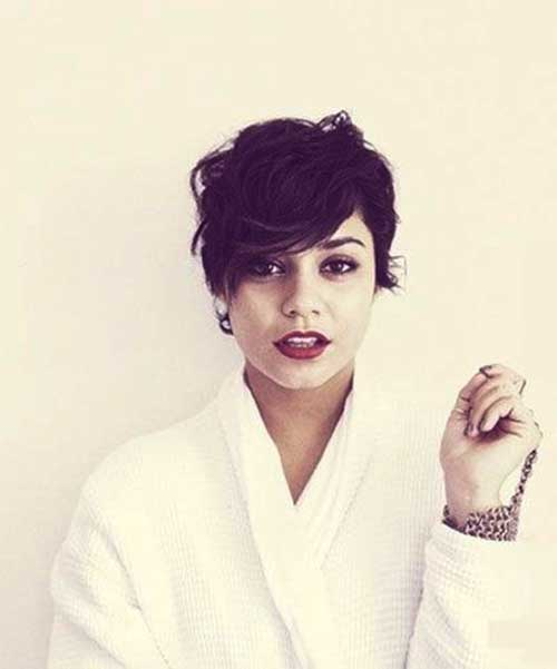 Short Curly Hair Styles Pictures